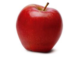 Resultat d'imatges de poma vermella